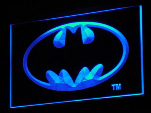 Lampes Neon : Lampe neon batman images