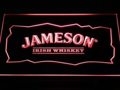 Jameson neon sign LED