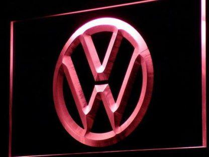 Volkswagen neon sign LED