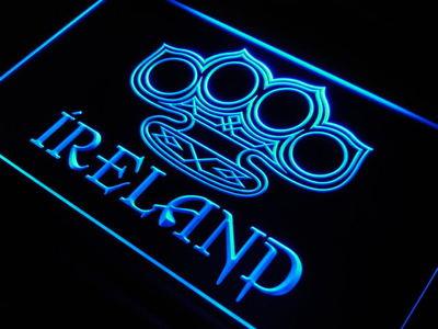 Ireland neon sign LED