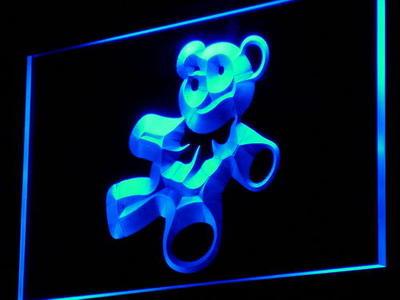 Teddy Bear neon sign LED