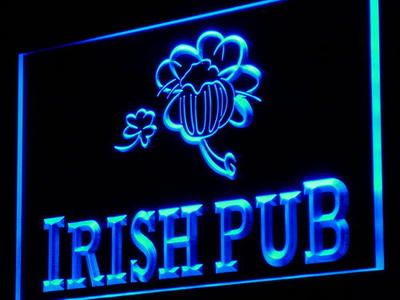 Irish Pub neon sign LED