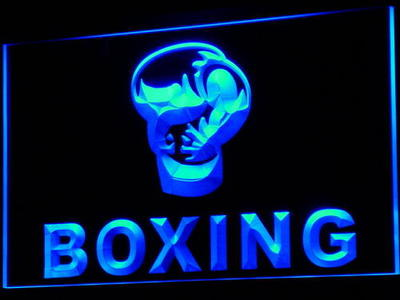 Boxing neon sign LED