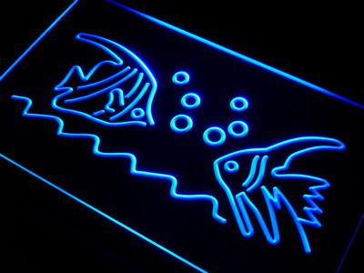 Aquarium neon sign LED