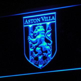 Aston Villa F.C. neon sign LED