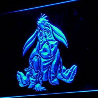 Eeyore Donkey - Winnie-the-Pooh neon sign LED