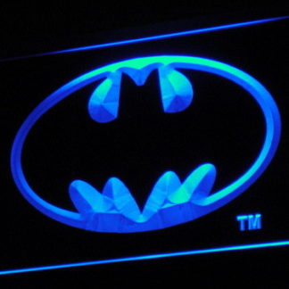 Batman neon sign LED