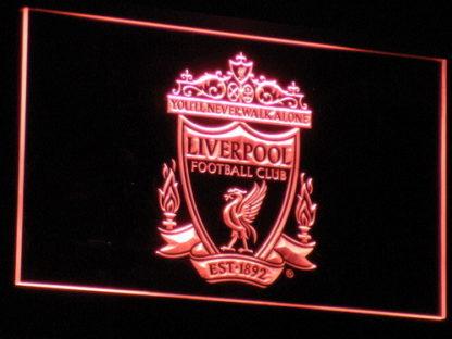 Liverpool F.C. neon sign LED