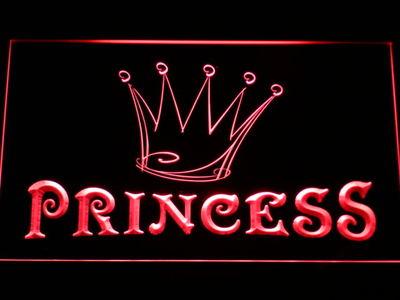 Princess neon sign LED