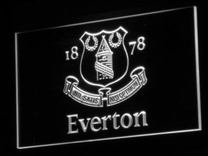 Everton F.C. neon sign LED
