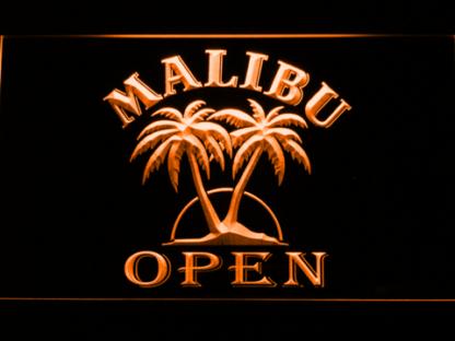 Malibu neon sign LED