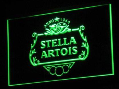 Stella Artois neon sign LED