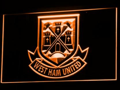 West Ham United F.C. neon sign LED