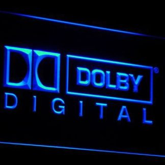 Dolby Digital neon sign LED