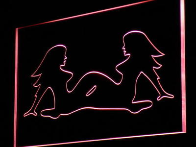 Girls neon sign LED