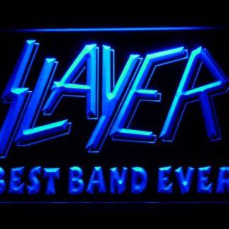 Slayer neon sign LED