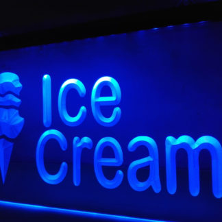 Ice Cream neon sign LED