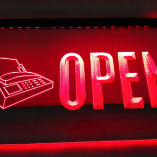 Open Sign neon sign LED