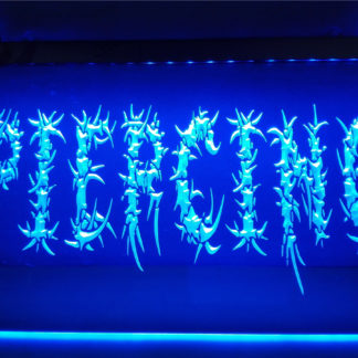 Tattoo Piercing neon sign LED
