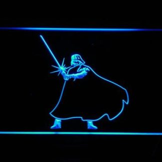 Star Wars Darth Vader Light Saber neon sign LED