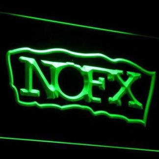 NOFX neon sign LED