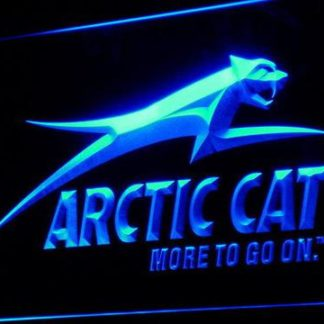 Arctic Cat All Terrain neon sign LED