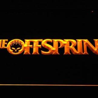 The Offspring Wordmark neon sign LED