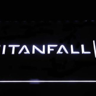 Titanfall 2 neon sign LED