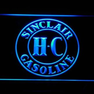 Sinclair Gasoline neon sign LED