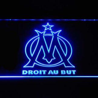 Olympique de Marseille neon sign LED