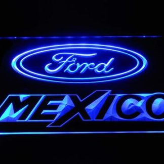 Ford Mexico neon sign LED