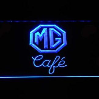 MG Café neon sign LED
