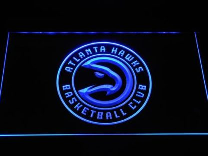 Atlanta Hawks neon sign LED