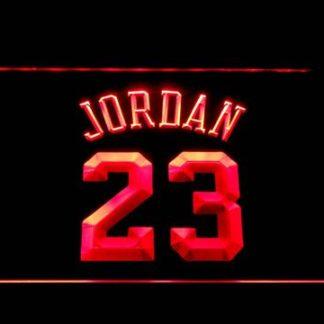 Chicago Bulls Jordan 23 neon sign LED