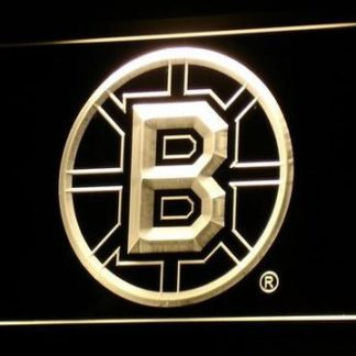 Boston Bruins neon sign LED