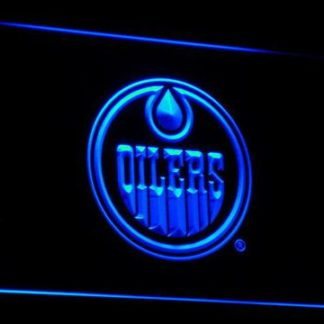 Edmonton Oilers - Legacy Edition neon sign LED