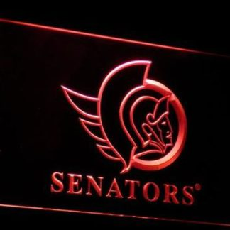 Ottawa Senators - Legacy Edition neon sign LED