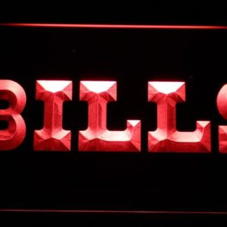 Buffalo Bills 1974-2010 Logo - Legacy Edition neon sign LED