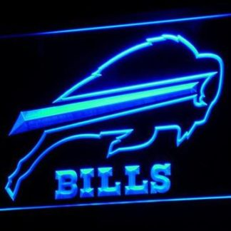 Buffalo Bills neon sign LED