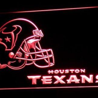 Houston Texans neon sign LED