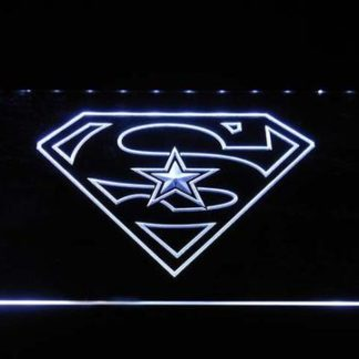 Super Dallas Cowboys neon sign LED