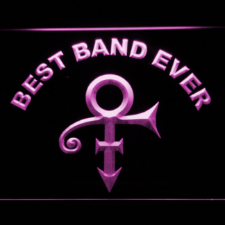 Prince Best Band Ever neon sign LED