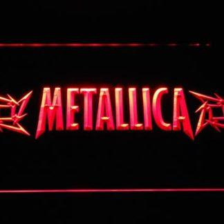 Metallica Stars neon sign LED