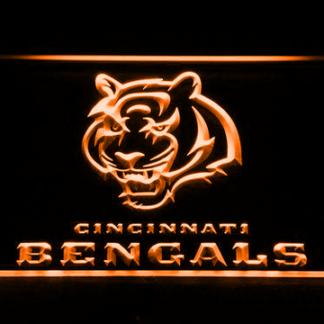 Cincinnati Bengals neon sign LED