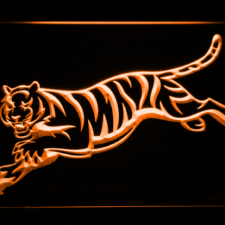 Cincinnati Bengals Tiger neon sign LED
