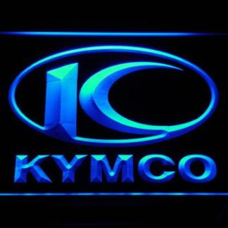 Kymco neon sign LED