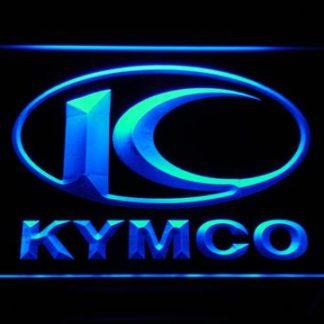 Kymco neon sign LED