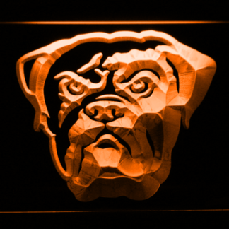 Cleveland Browns Dawg Pound - Legacy Edition neon sign LED