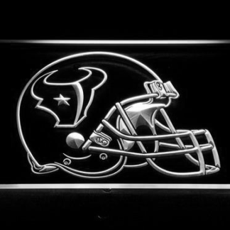 Houston Texans Helmet neon sign LED
