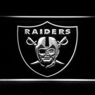 Oakland Raiders neon sign LED